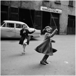 Todas las fotografías son propiedad de Vivian Maier y están tomadas de las galerías de su web oficial