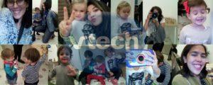 fotos hechas con cámara vtech